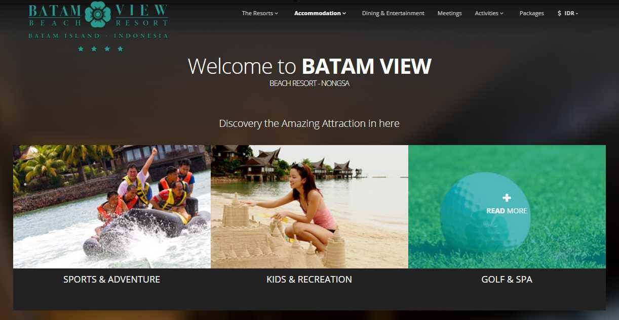 Batam View Top Batam Hotels and Resorts