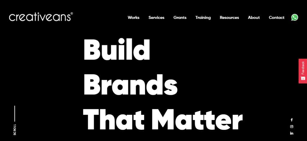 Creativians Top Graphic Designers in Singapore