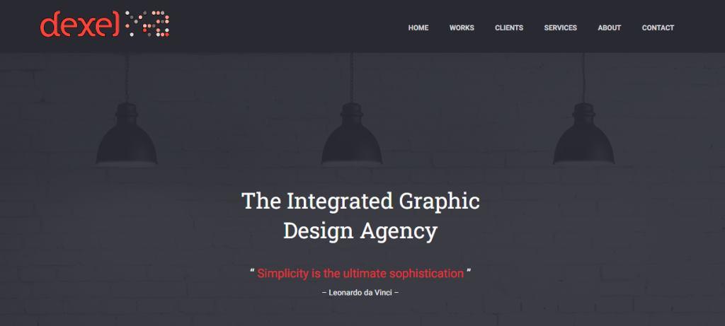 Dexel Top Graphic Designers in Singapore
