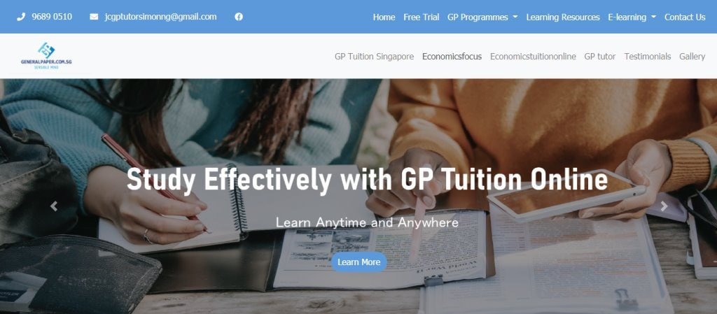 General Paper.Com Top General Paper Tuitions in Singapore