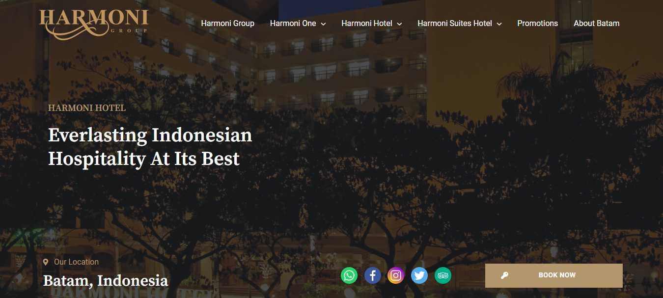 Harmoni Top Batam Hotels and Resorts