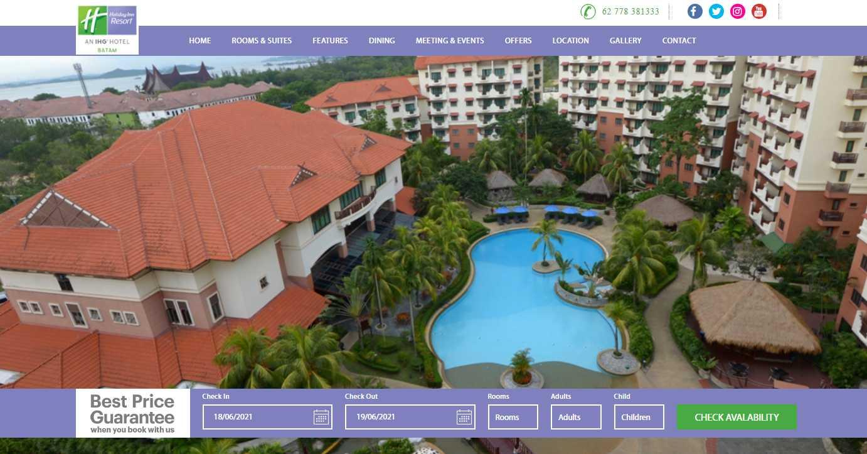 Holiday Inn Resort Top Batam Hotels and Resorts