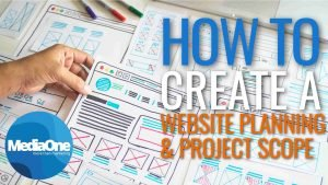 How To Create a Website Planning Project Scope