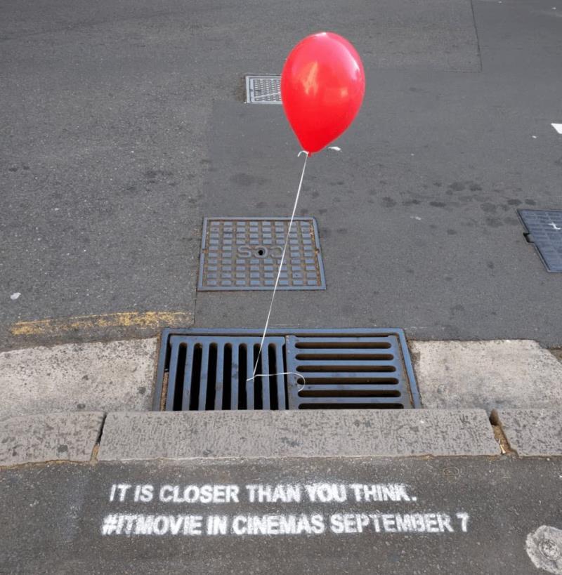 IT-movie-guerilla-marketing-example