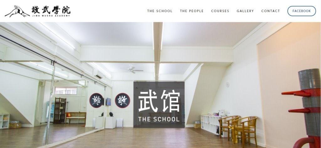Jing Wushu Academy Top Wushu Training Centres in Singapore