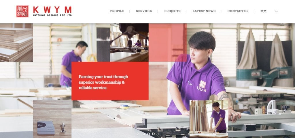 KWYM Top Carpentry Service Providers in Singapore