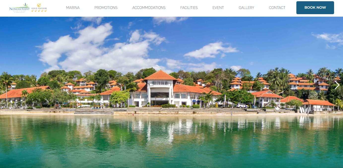 Nongsa Point Top Batam Hotels and Resorts