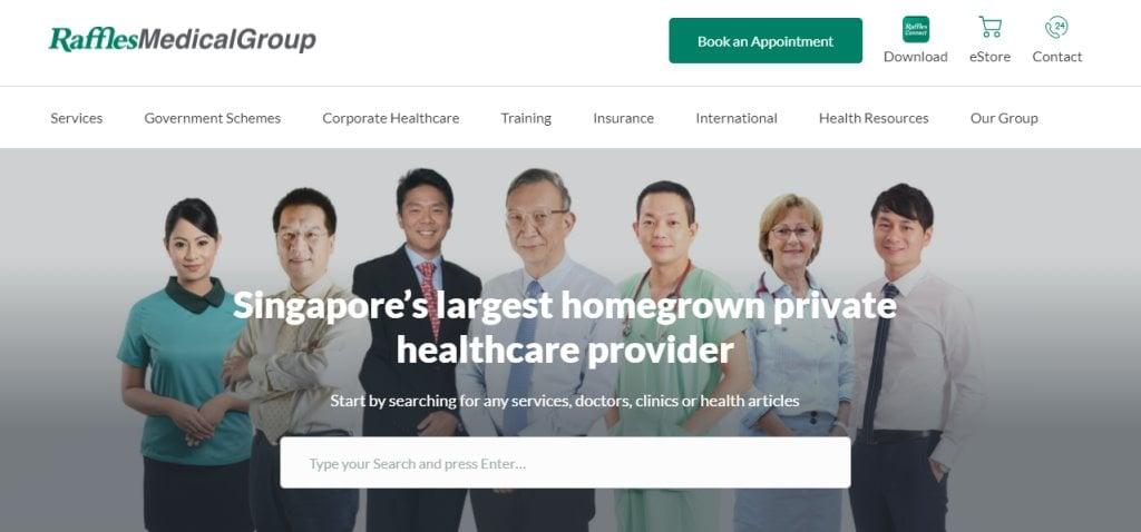 Raffles Medical Top Allergy Doctors in Singapore