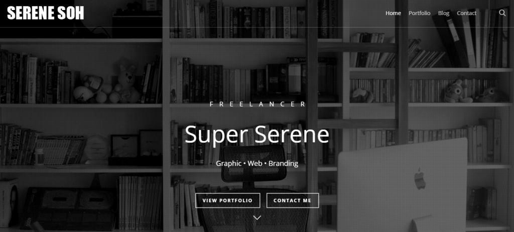 Serene Soh Top Graphic Designers in Singapore