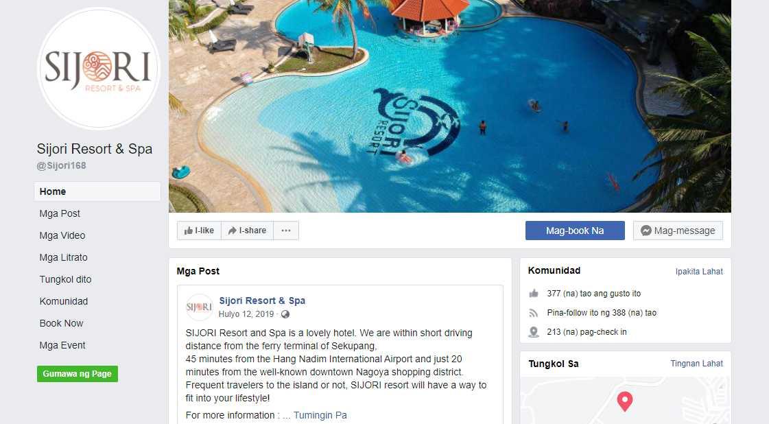 Sijori Top Batam Hotels and Resorts