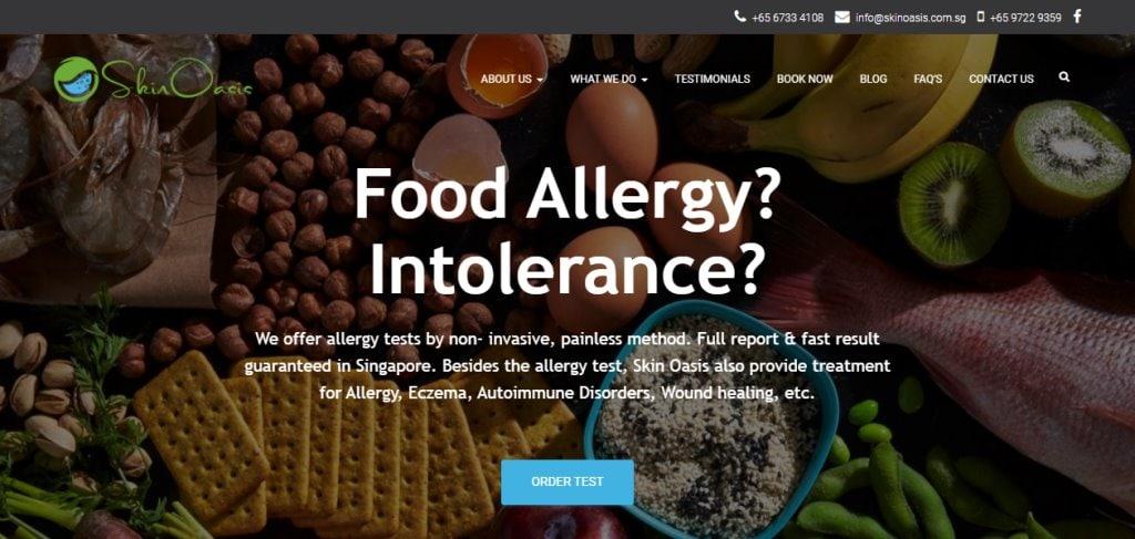 Skin Oasis Top Allergy Doctors in Singapore