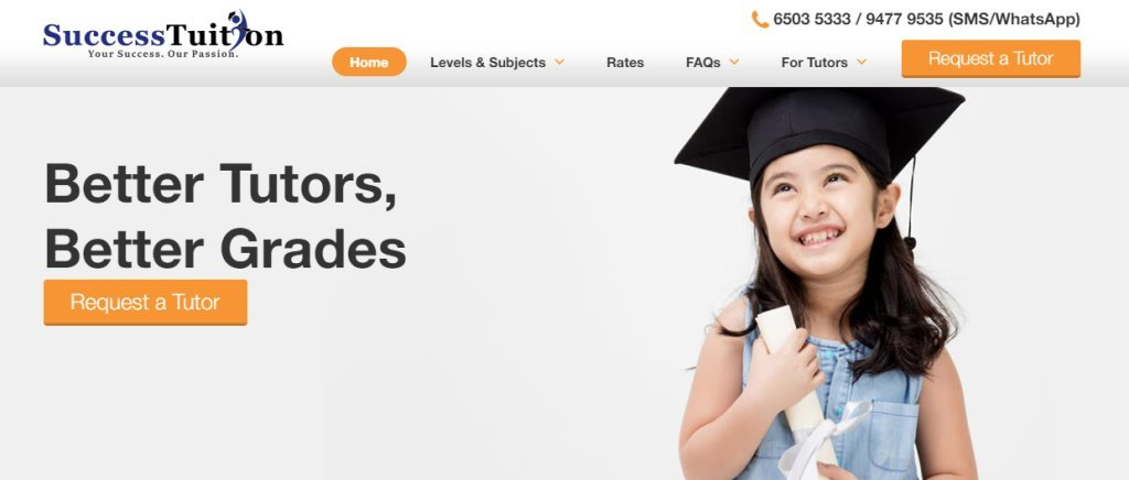Success Tuition Top Malay Tuition Centres in Singapore
