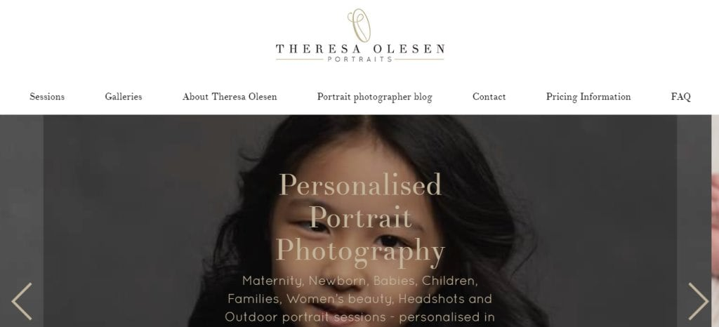 Theresa Olsen Top Family Photography Services in Singapore