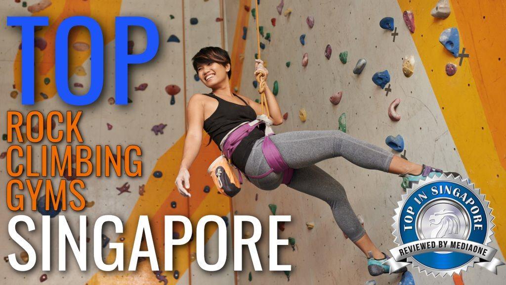 Top Rock Climbing Gyms in Singapore 2