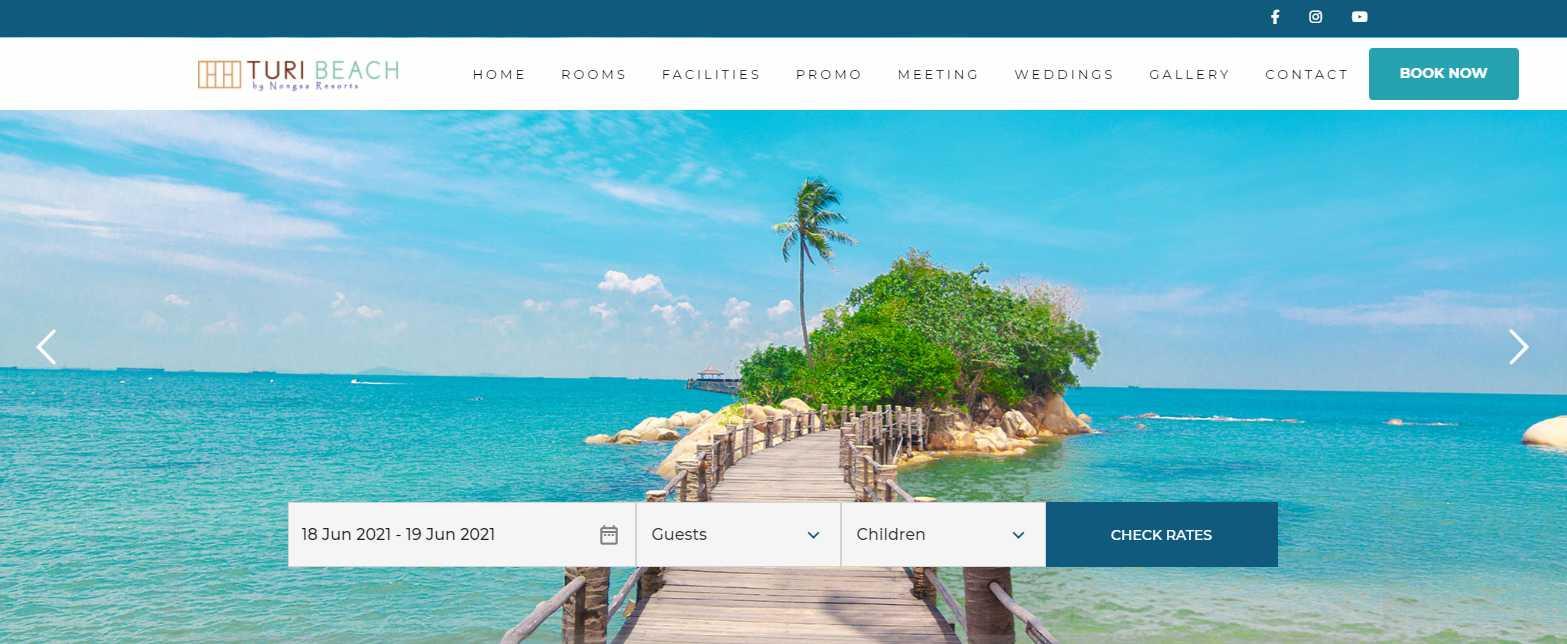 Turi Beach Top Batam Hotels and Resorts