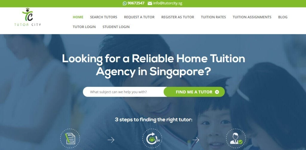 Tutor City Top Malay Tuition Centres in Singapore