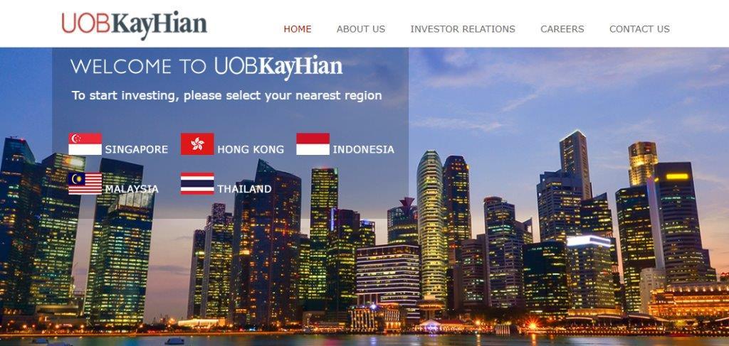 UOB Top Online Trading Platforms in Singapore