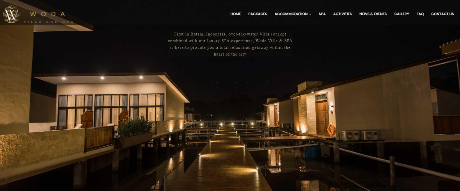 WODA Villa and Spa Top Batam Hotels and Resorts