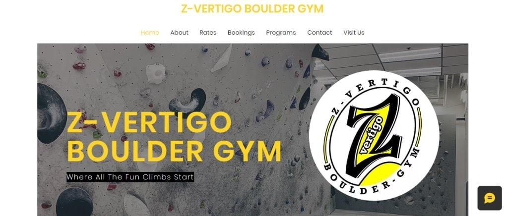 Z Vertigo Top Rock Climbing Gyms in Singapore