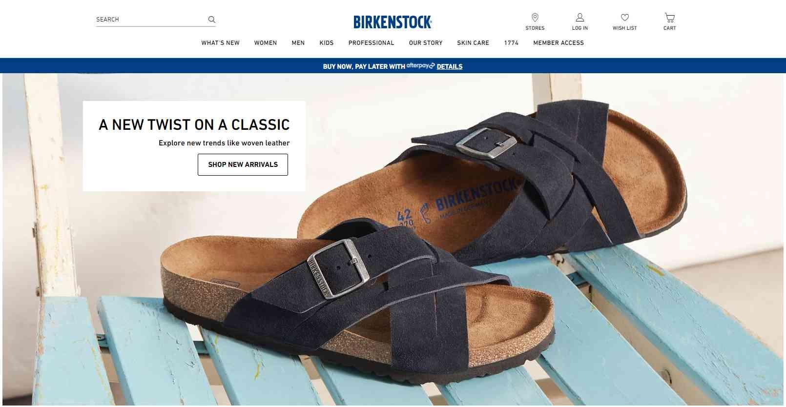 birken stock Top Clogs Retailers in Singapore