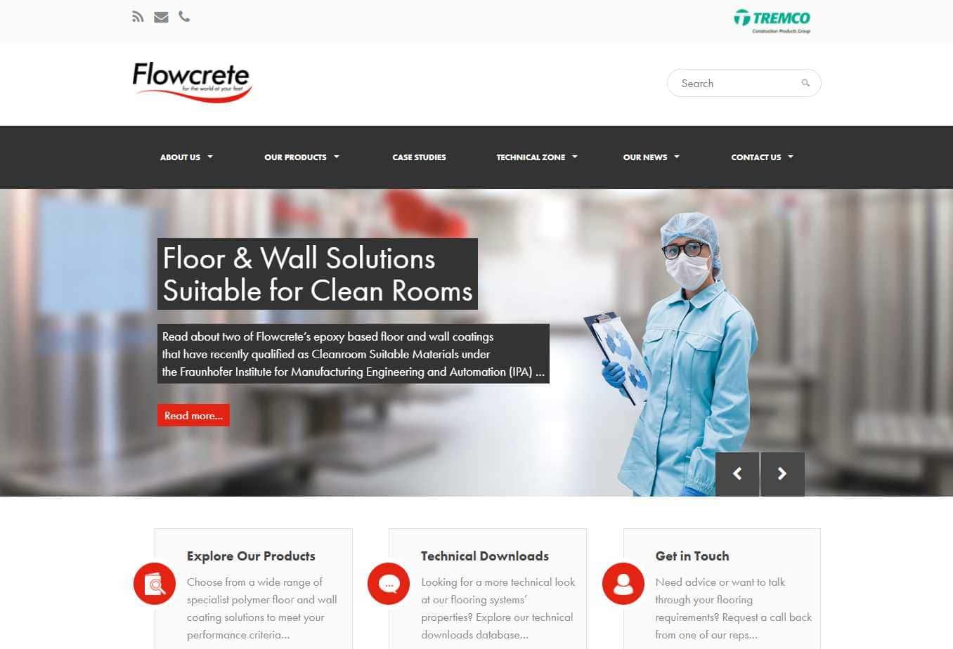 flow crete Top Epoxy Flooring Provider in Singapore