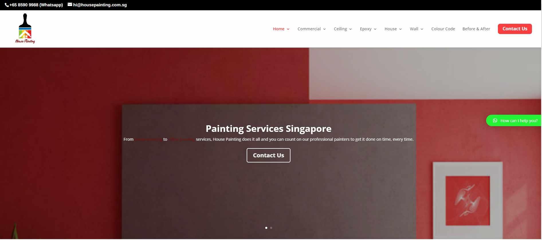 housepainting Top Epoxy Flooring Provider in Singapore