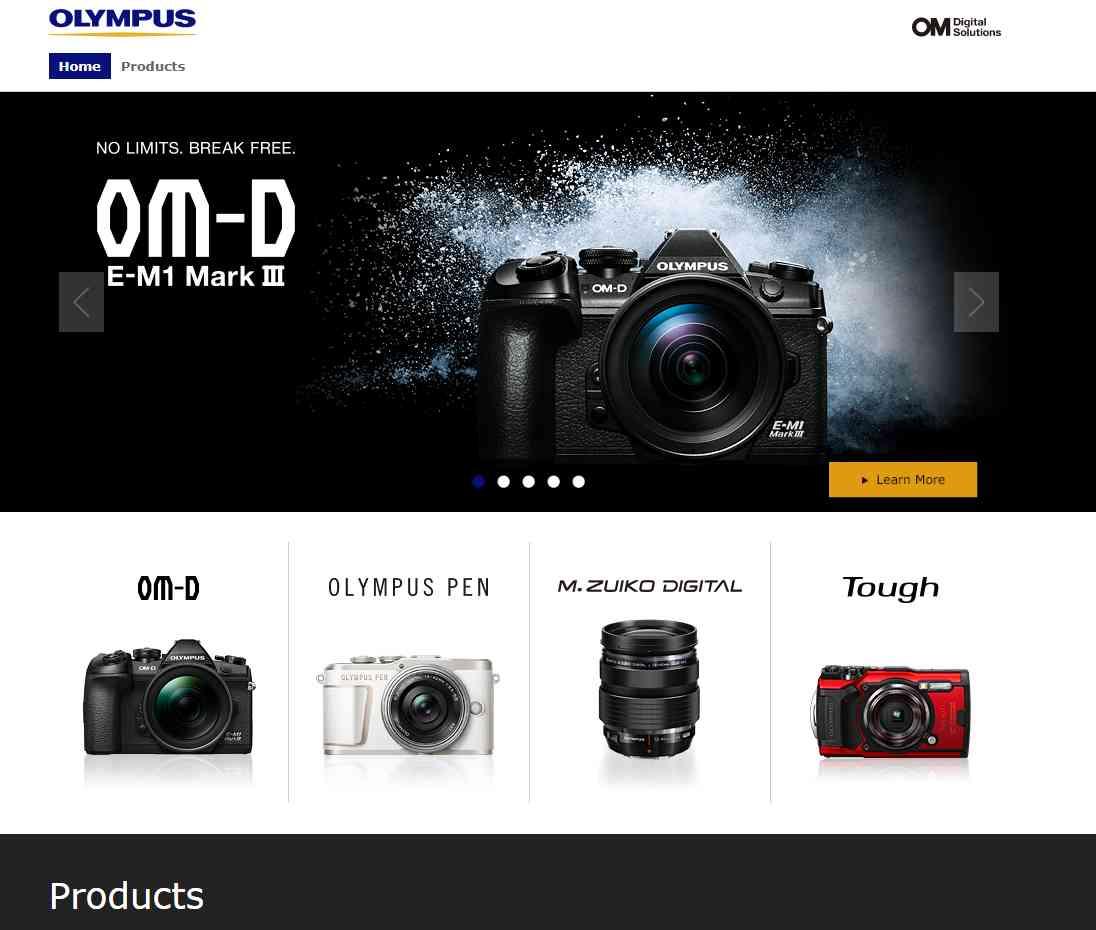 olympus Top Camera Shops in Singapore