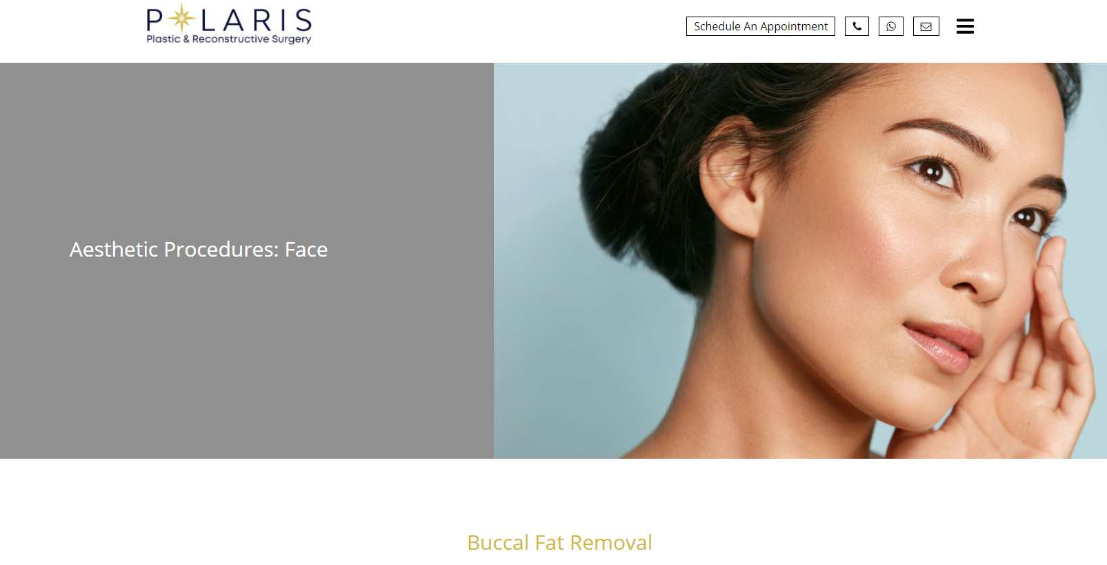 polaris Top Buccal Fat Removal Clinics in Singapore