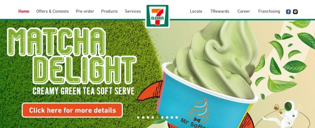 7 eleven Top Minimarts in Singapore