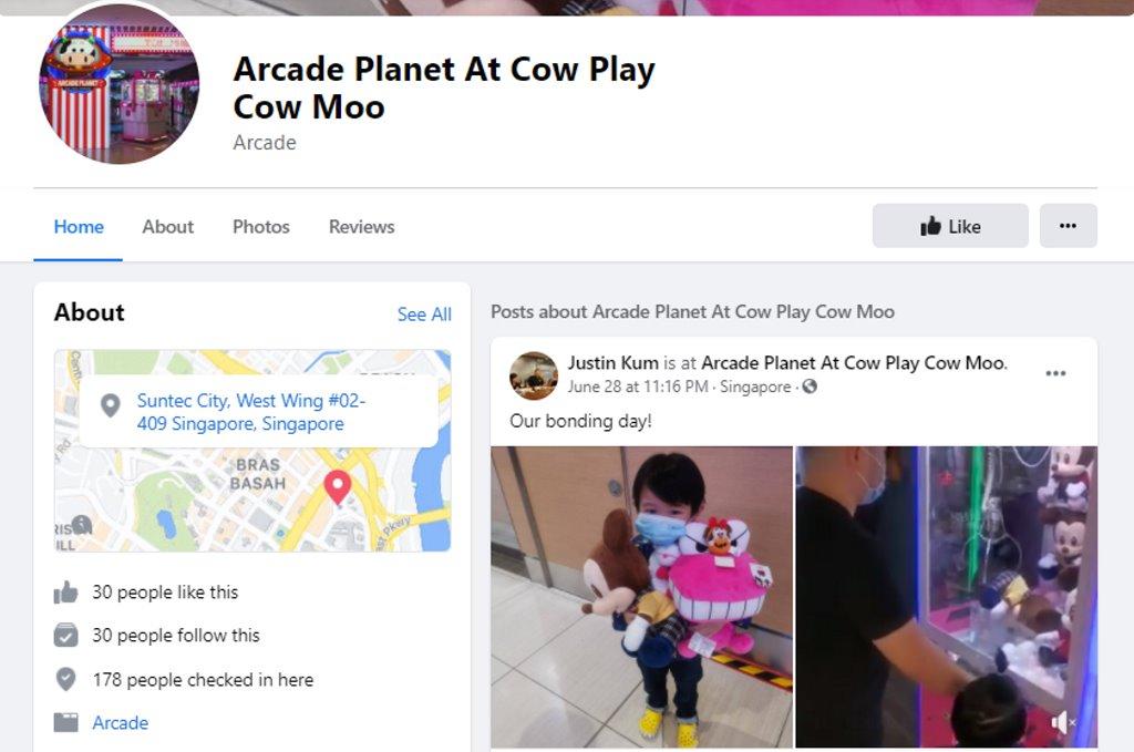 Arcade Planet Top Arcades in Singapore