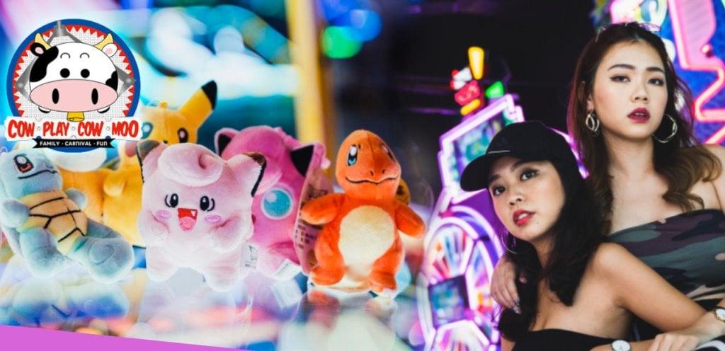CPCM Top Arcades in Singapore