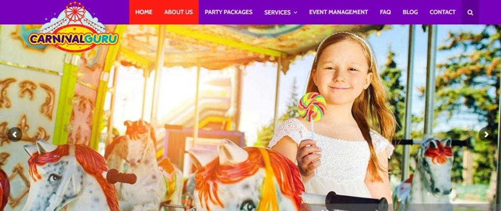 Carnival guru Top Arcades in Singapore