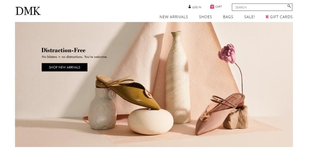 DMK Top Shoe Brands in Singapore