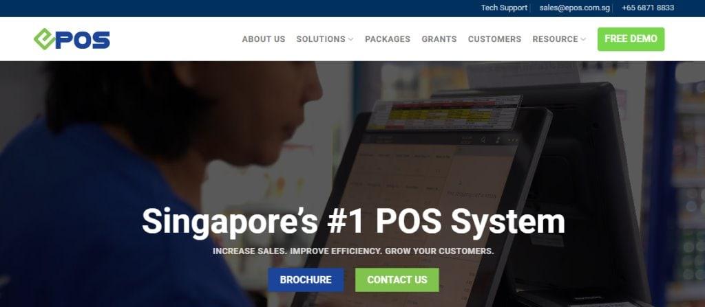 Epos Top Minimarts in Singapore