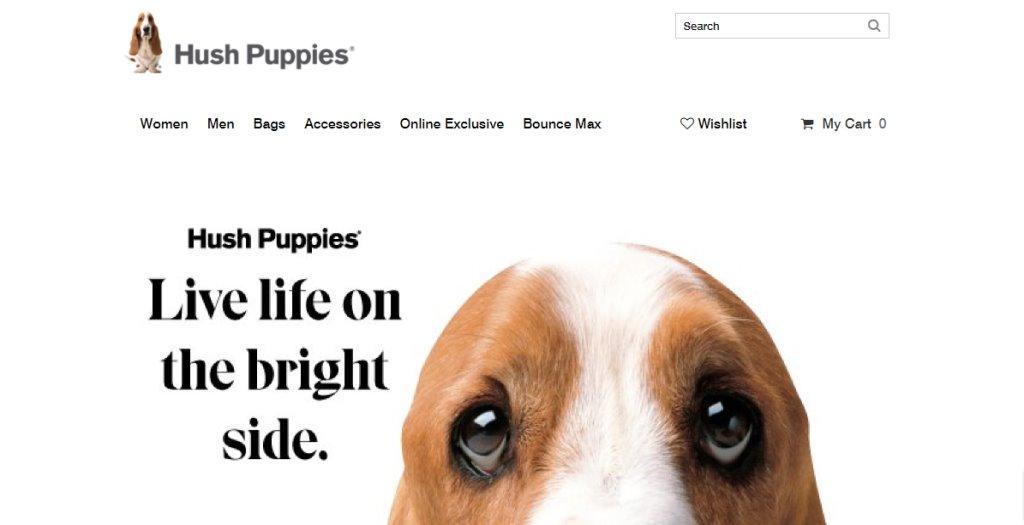 Hush Puppies Top Shoe Brands in Singapore