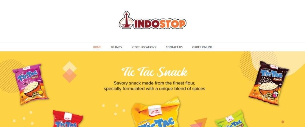 Indostop Top Minimarts in Singapore