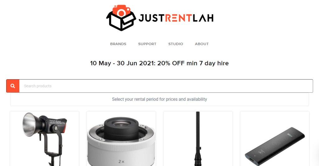 Just Rentlah Top Drone Rental Service Providers in Singapore