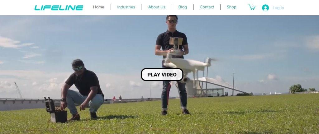 Lifeline Top Drone Rental Service Providers in Singapore