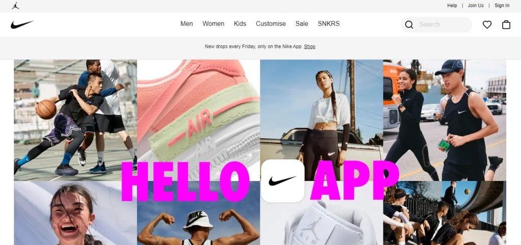 Nike Top Shoe Retailers in Singapore