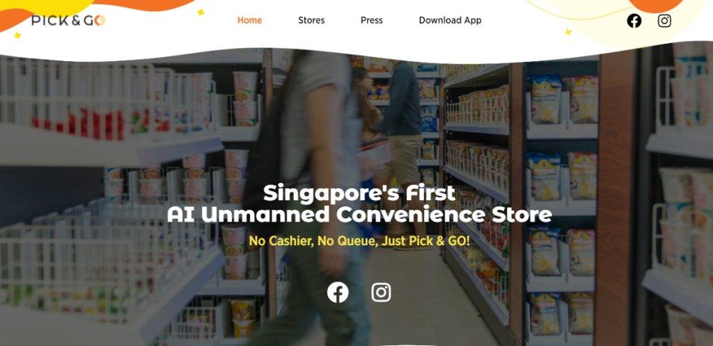 Pick n Go Top Minimarts in Singapore
