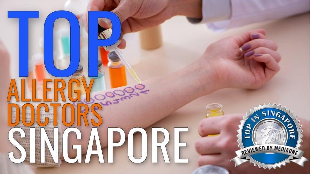 Top Allergy Doctors in Singapore