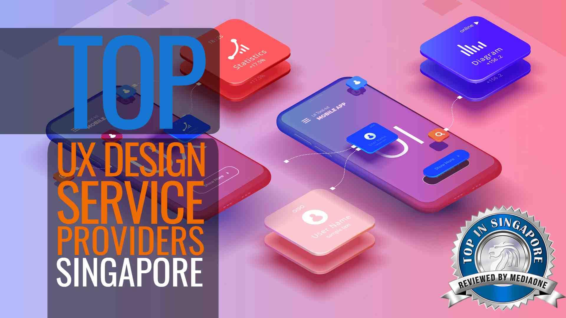 Top UX Design Service Providers in Singapore