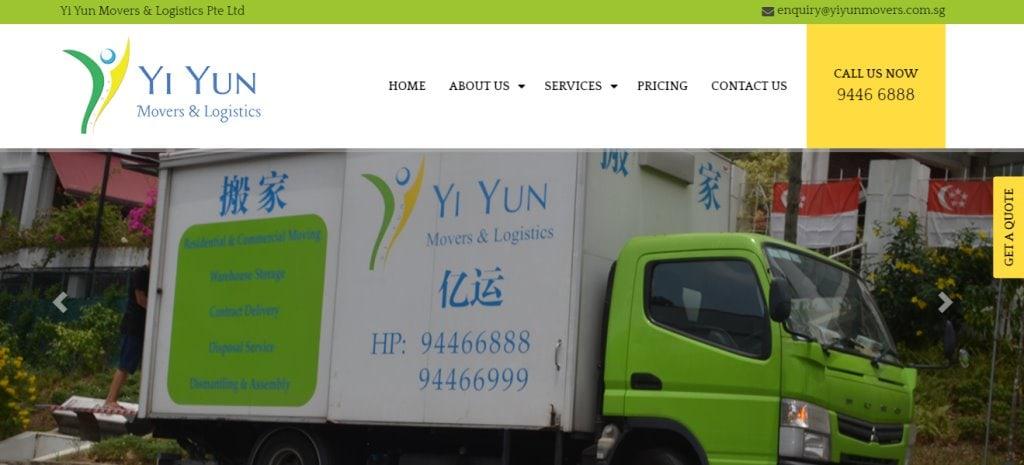 Yiyun Top Disposal Services in Singapore