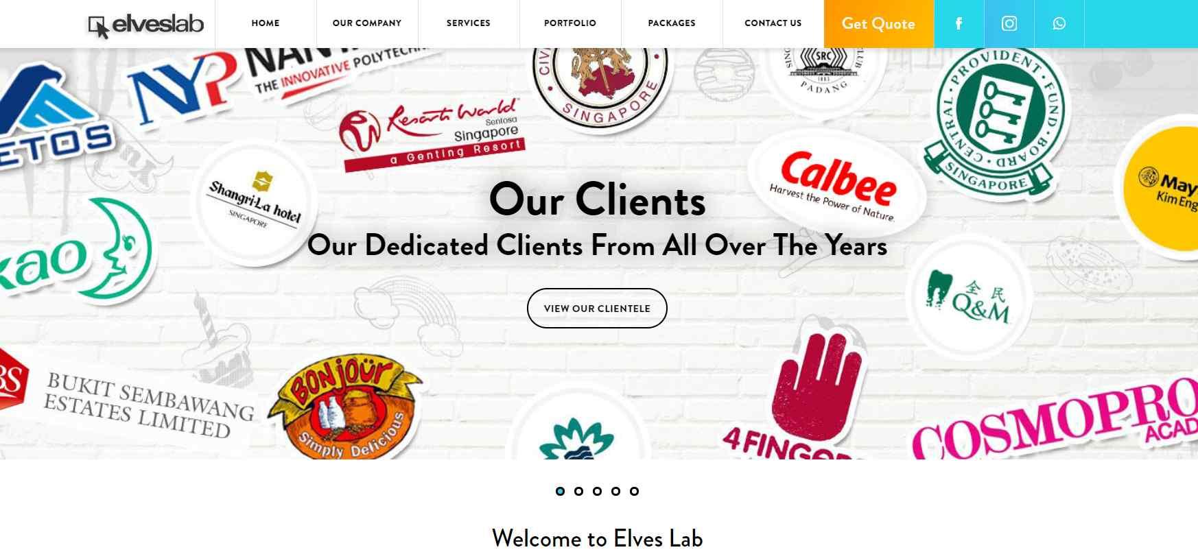 elves lab Top UX Design Service Providers in Singapore