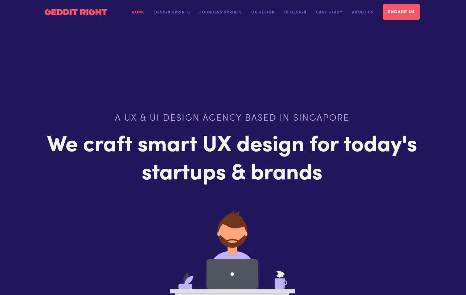 geddit Top UX Design Service Providers in Singapore
