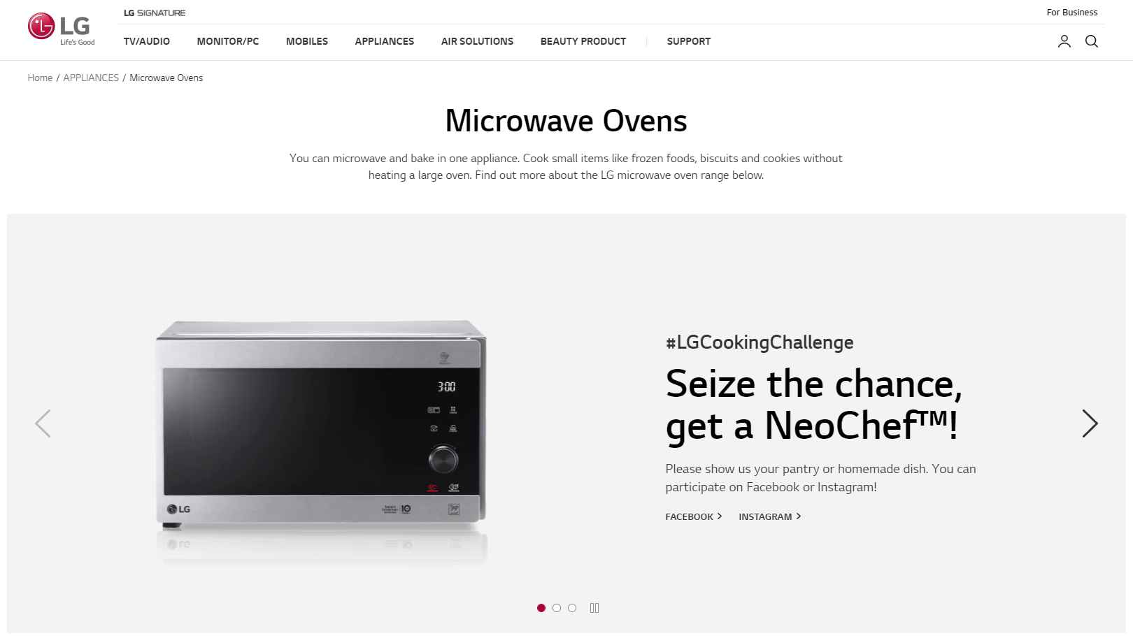 lg Top Microwave Repair Services in Singapore