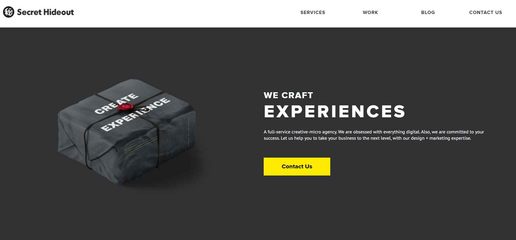 secret hideout Top UX Design Service Providers in Singapore