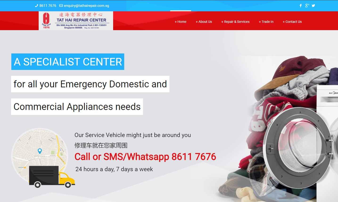 tathairepair Top Microwave Repair Services in Singapore