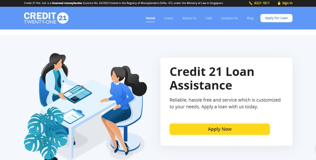 credit21-top-loans-for-the-unemployed-service-providers