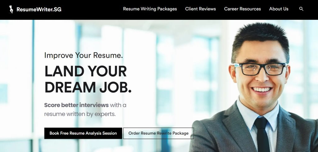 rersume-writer-top-ghost-writing-service-providers-in-singapore